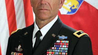 Maj. General Andrew M. Rohling