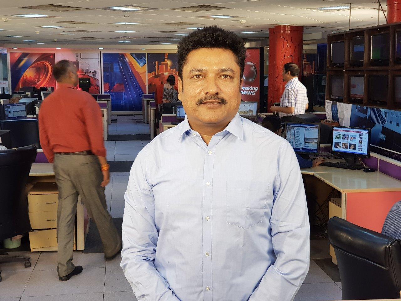 आलोक द्विवेदी को सहारा प्रबन्धन ने दी बड़ी जिम्मेदारी...सहारा समय एनसीआर राजस्थान हरियाणा चैनल का हेड बनाया