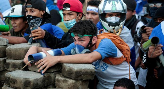 Watchdog: US Sanctions Would Boost Civic Insurrection in Nicaragua