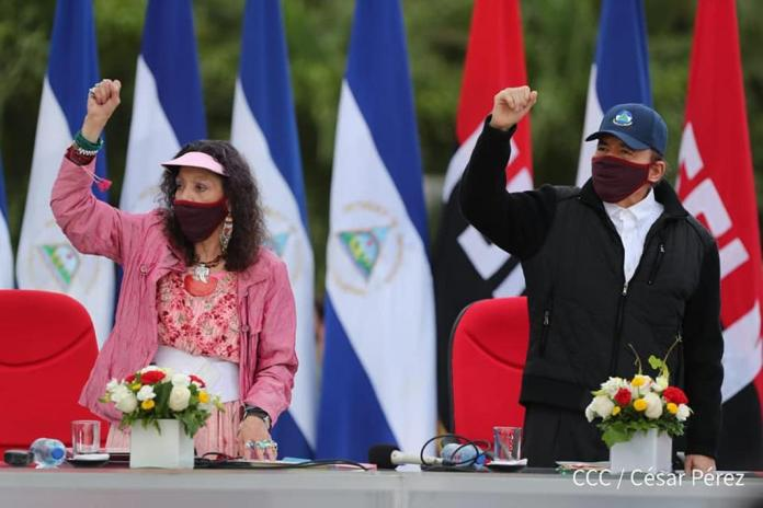 """Ortega proclaims """"success"""" in his management of the pandemic"""