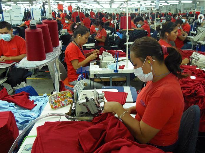 Coronavirus threatens to wreak havoc on 123,000 zona franca jobs in Nicaragua