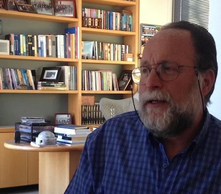 Venezuelan economist Ricardo Hausmann