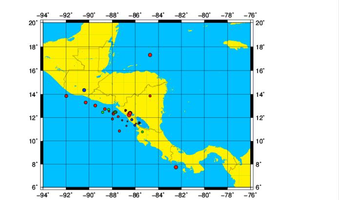 6.2-magnitude quake rocks Nicaragua