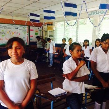 Padre Nello School Nicaragua (Tracy Iseminger)