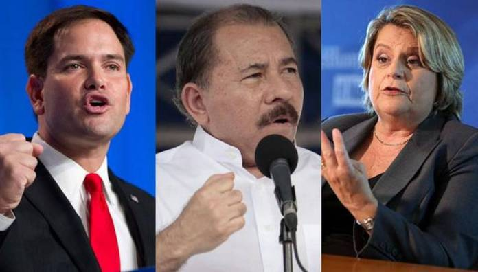 Ortega Bans Rubio, Ros-Lehtinen From Traveling To The Country