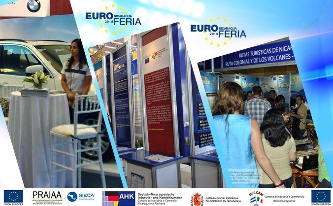 Euroferia 2015 in Nicaragua