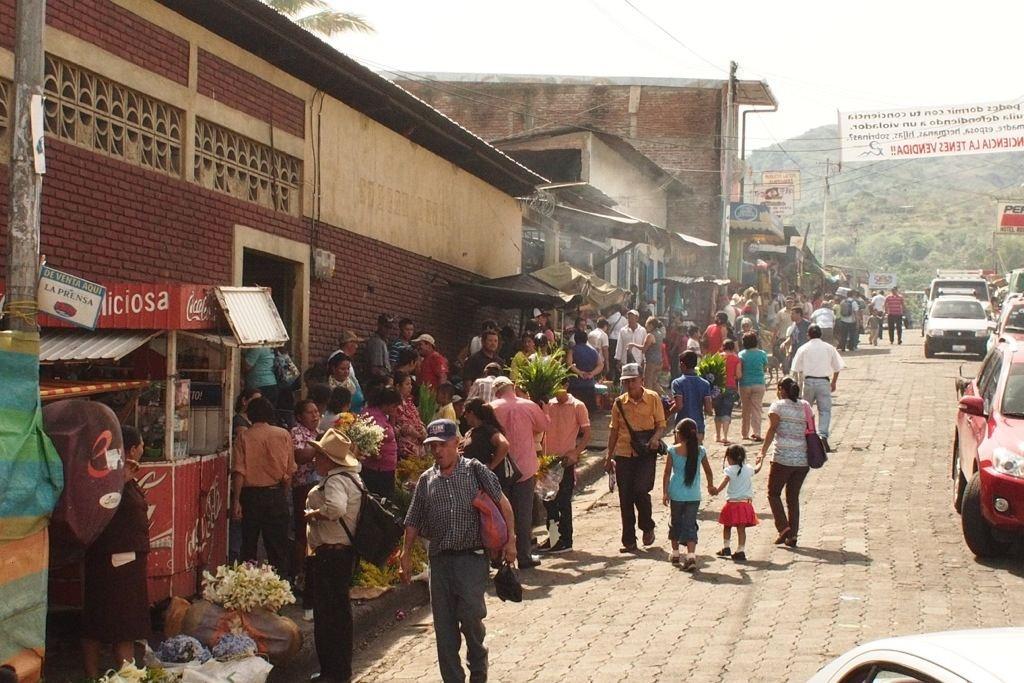 Mercado de la calle