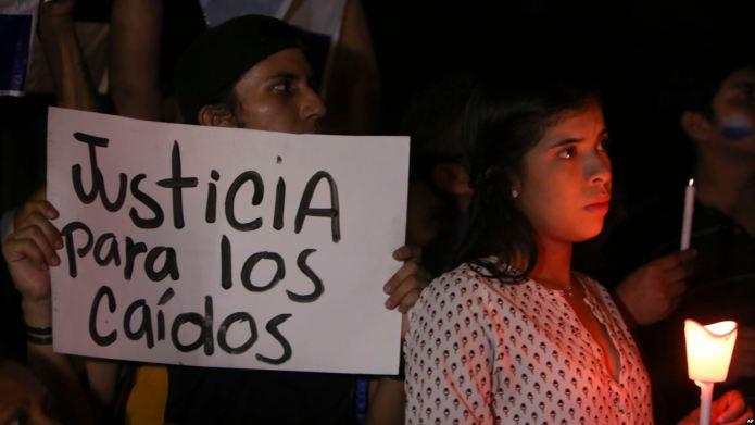 UN: Nicaragua Crackdown Deaths May Be 'Unlawful Killlings'