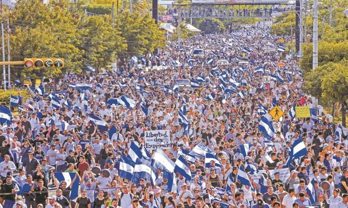 Nicaraguans Continues On Edge