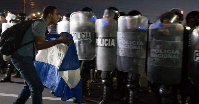 Amnesty International: Nicaragua Authorities Must Protect People's Right To Protest