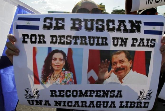 Nicaragua's Unfinished Revolution Takes A New Turn