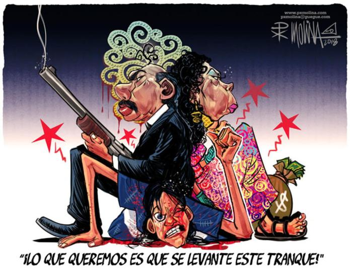 Humor – Caricature Of The Day