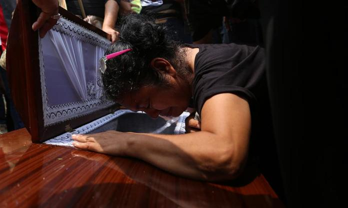 Human Rights Commission Charges Serious Violations, 76 Deaths in Nicaragua