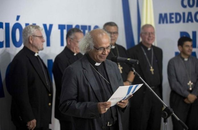 Cardinal Brenes To Meet With Pope Francis As Violence In Nicaragua Continues