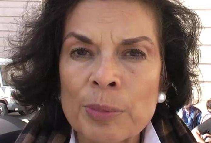 Bianca Jagger Gets Into The Nicaragua Act Again