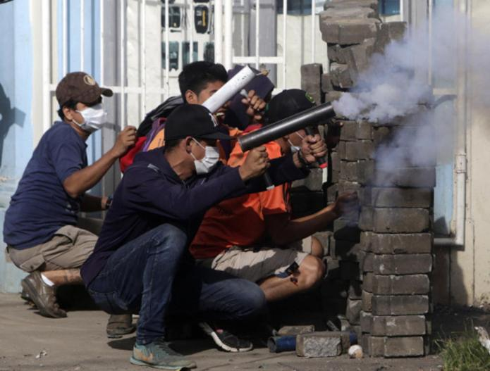 Nicaragua Violence Rages, Death Toll Climbs To 137