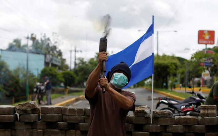 How Nicaragua's Revolutionaries Turned Their Guns On Their Own People