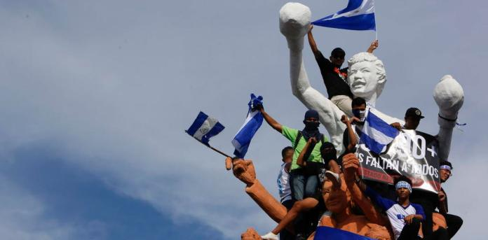 Nicaraguans try to topple a dictator — again