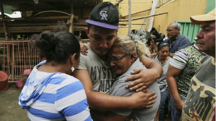 'Serious' human rights violations cited as death toll in Nicaragua tops 200