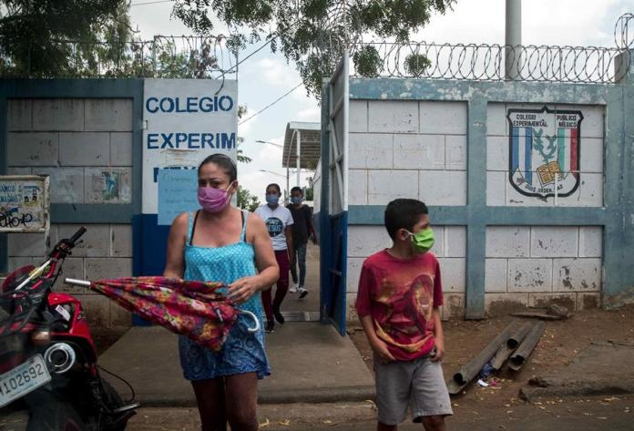 Teachers In Nicarragua Want Access to Covid-19 Tests