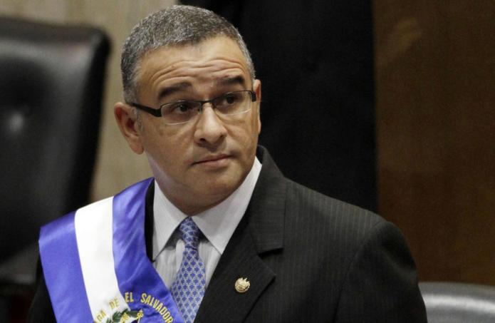 El Salvador Ex-president Funes Now Nicaragua Govt Adviser