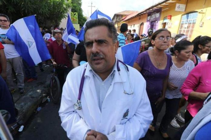 Doctors Fired for treating wounded protesters