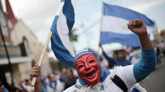Europeans denounce Nicaragua's 'democratic crisis'