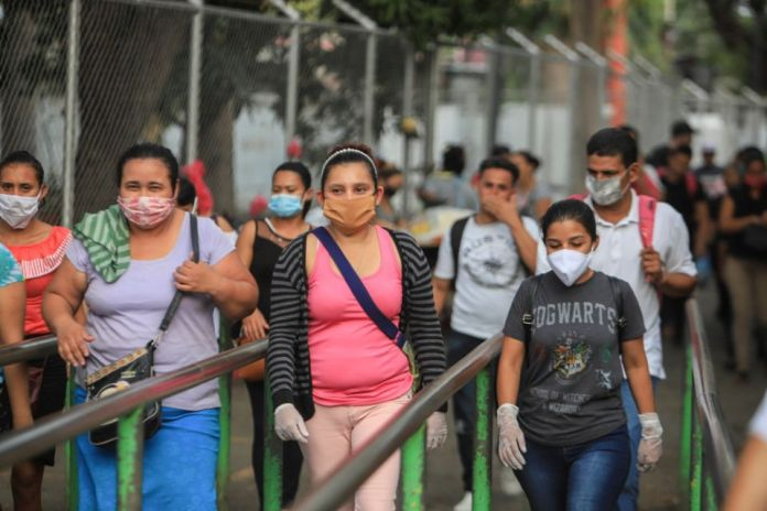 Ortega Government 'irresponsible' in handling the pandemic