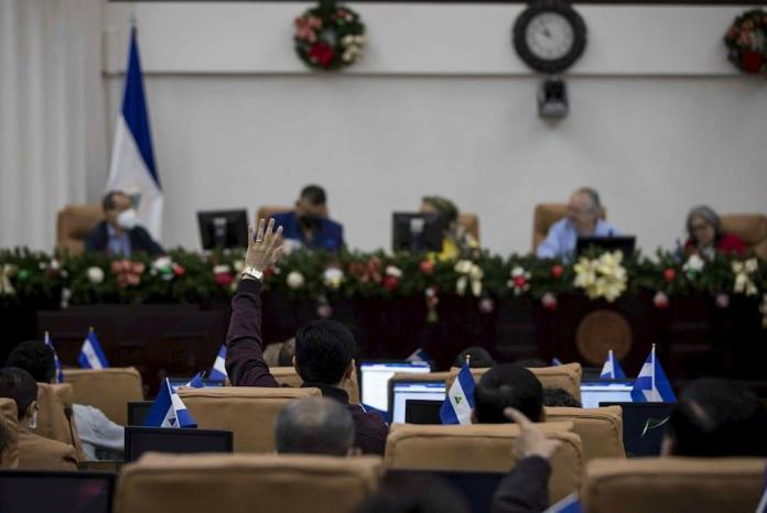 """""""Gag Law"""" Takes Effect in Nicaragua"""