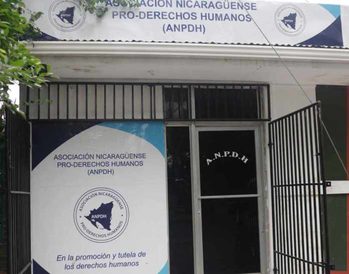 Nicaragua Rights Group Anpdh Closes Offices After 'Threats'
