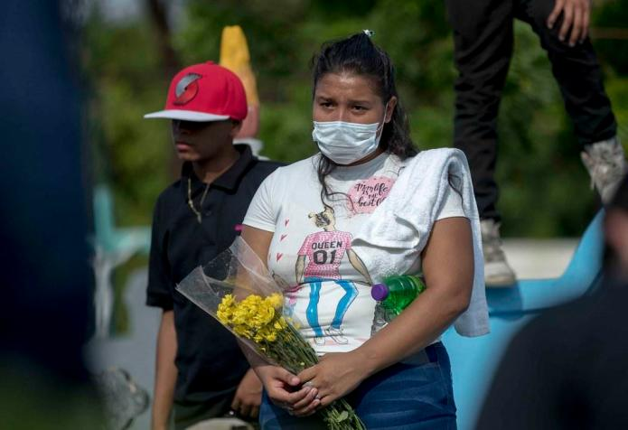 Nicaraguan Government hides 98% of Covid-19 deaths