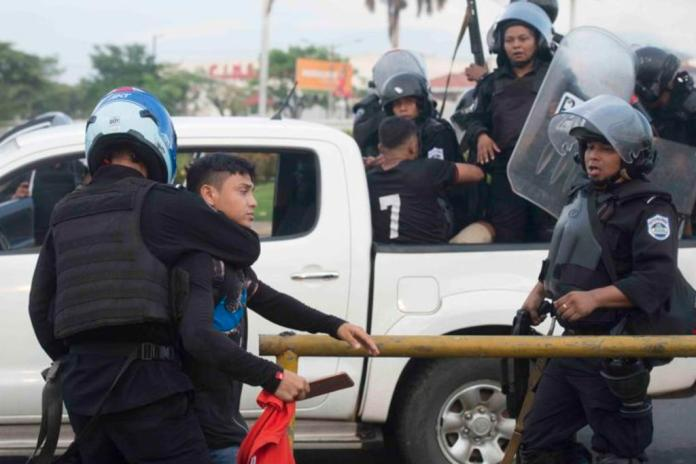Ortega government toughens persecution against young people in Nicaragua