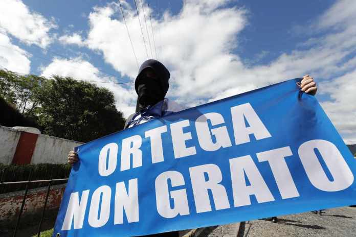 """Ortega """"No Show"""" At Guatemala Summit to Avoid Question About His Repression"""