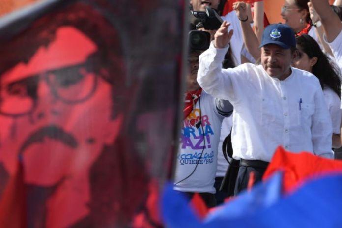 Ortega Blames 'Satanists,' Bishops and US for Unrest