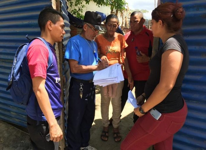 Ortega regime exposes medical personnel to contagion with house-to-house visits