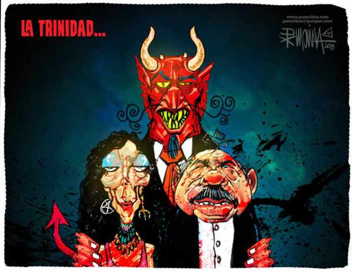 What Ortega Has in Common with Other Dictators?