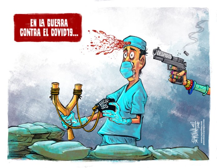 The war against COVID-19 in Nicaragua!