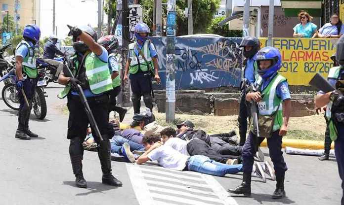 U.S. Congress looks to give Nicaragua a taste of what it feels like to be Iran