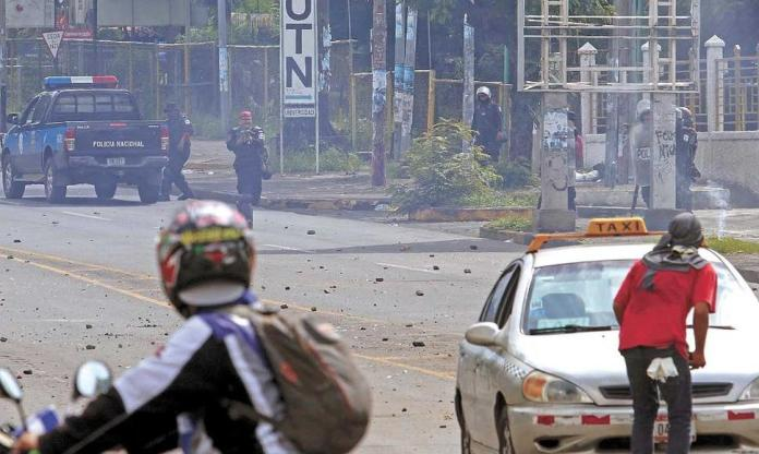 Nicaraguans to Continue Fighting Without Fear, Student Protesters Say