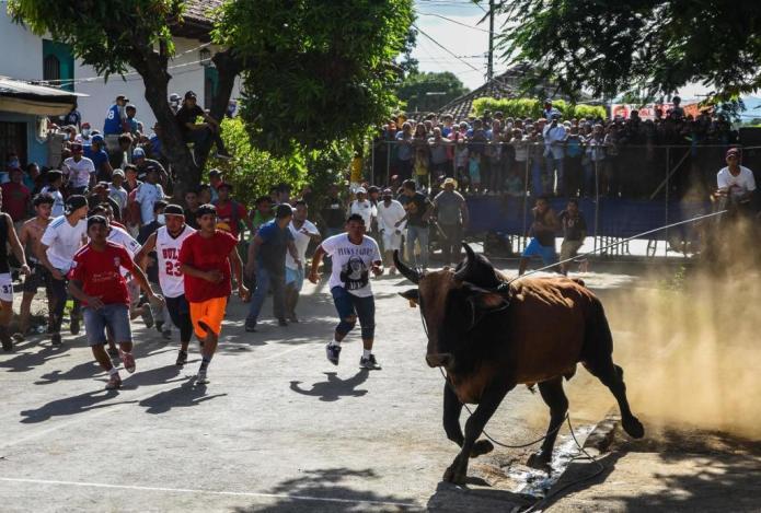 Coronavirus in Nicaragua: Parties in Masaya amid the pandemic