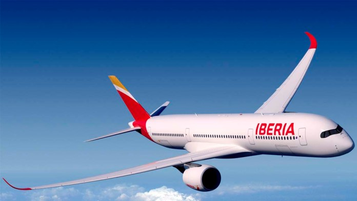 Iberia Cancels Managua-Madrid Flight That Was To Start In October