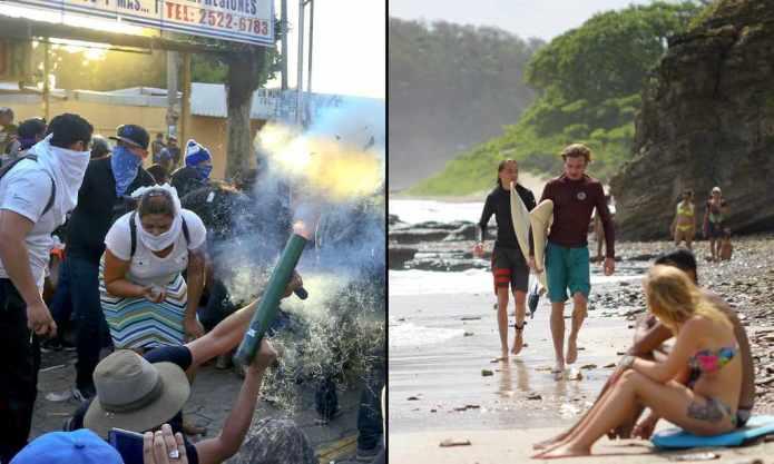 'Beautiful as ever!': Nicaragua pushes tourism despite ongoing crisis