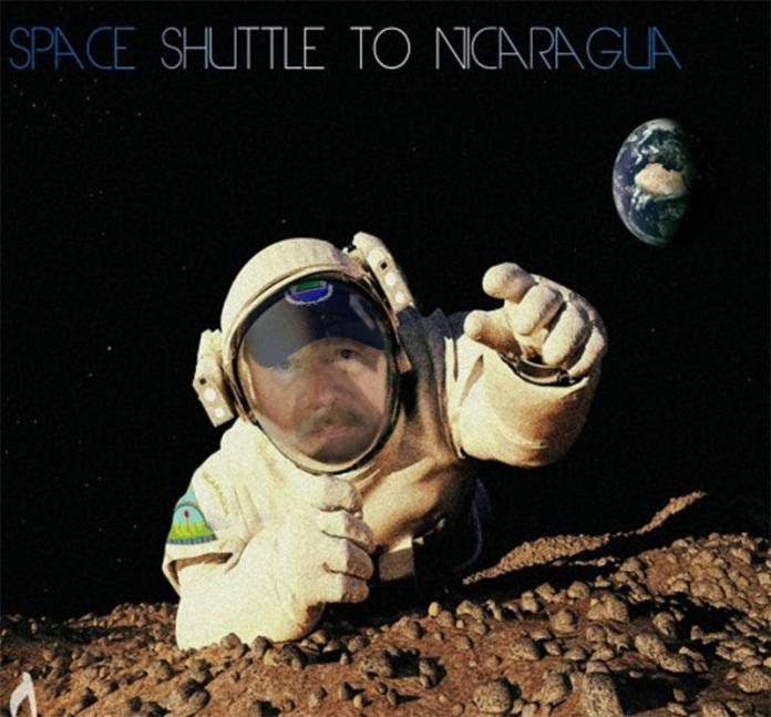"""Ortega wants for Nicaragua to join the """"international space community"""""""