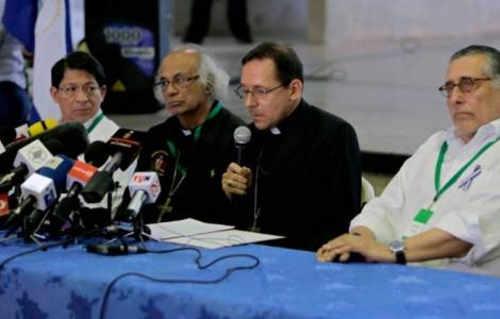 Every effort is being made in Nicaragua talks