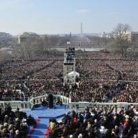 Jan-20:  Inauguration Day