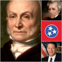 "Feb-9, 1825: The ""Corrupt Bargain"" and the Tennessee Curse"
