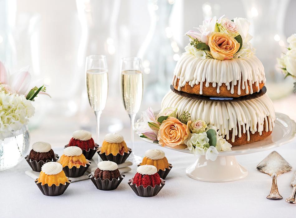 Nothing Bundt Cakes Strongsville Todays Bride