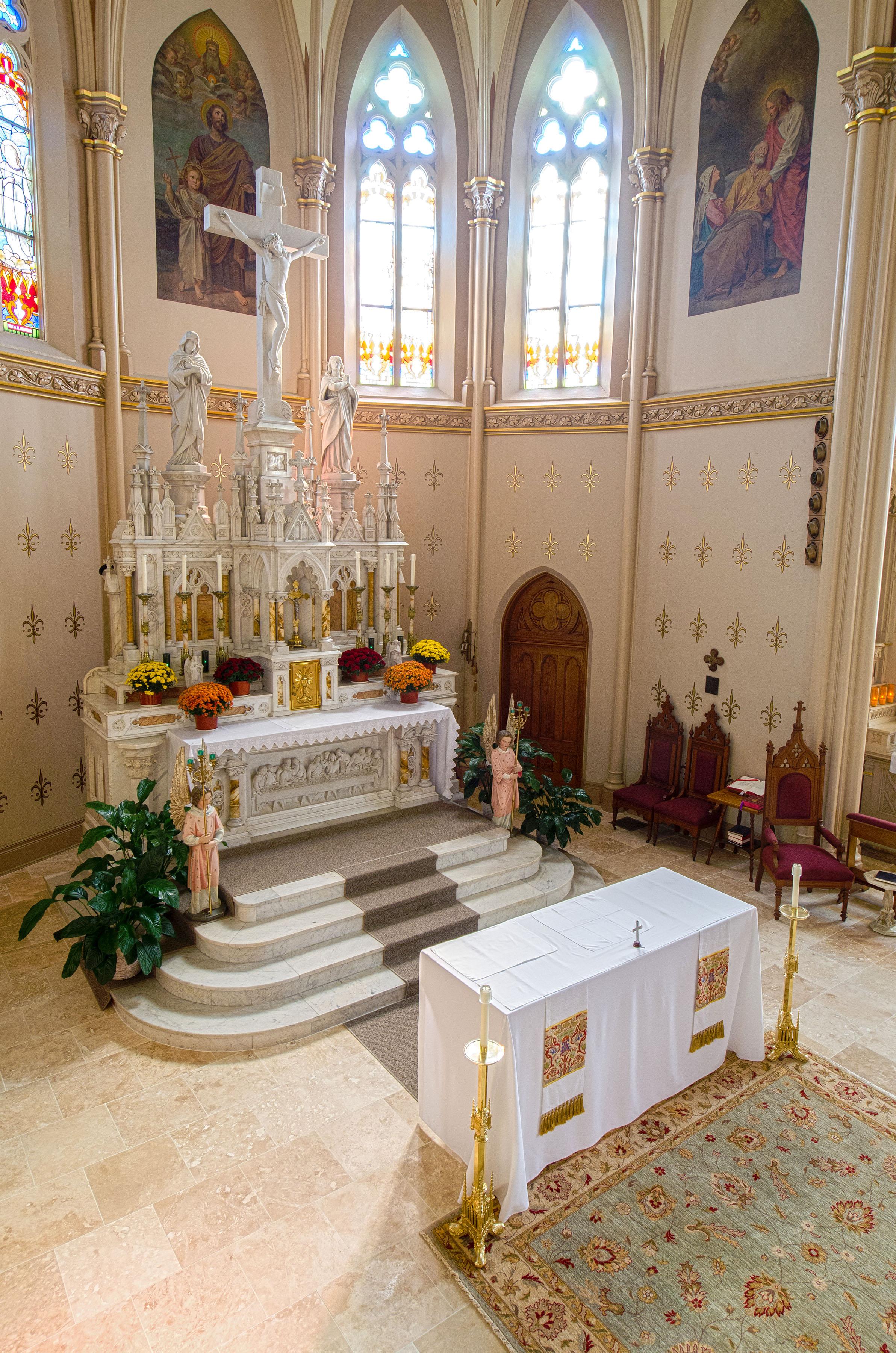 The Oldest Mishawaka Parish St Joseph