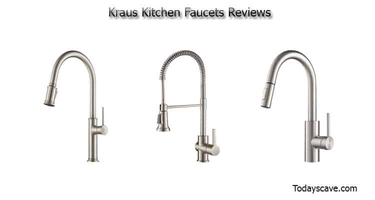 kraus kitchen faucets reviews 2019