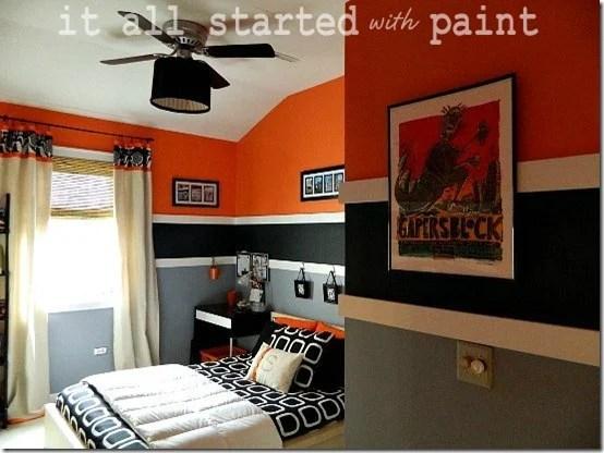 Tween Boy Bedroom Image Modern Diy Art Designs